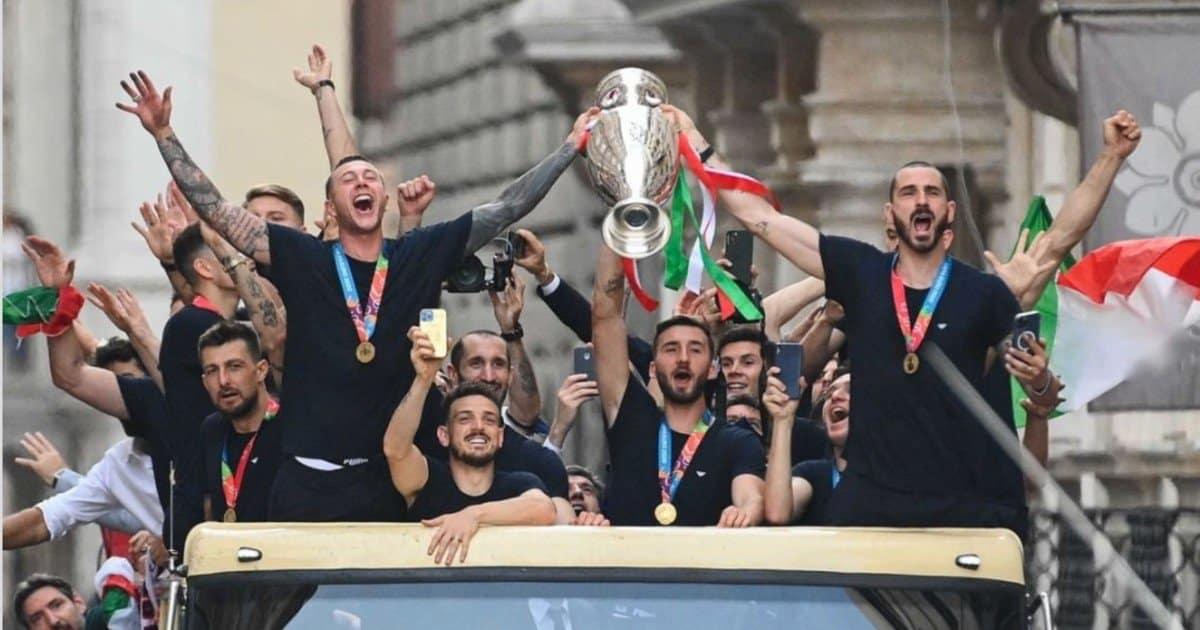 Premio Italia Campione d'Europa: 28 milioni di euro.