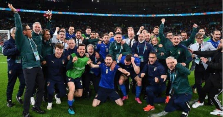italia Spagna share hibet social