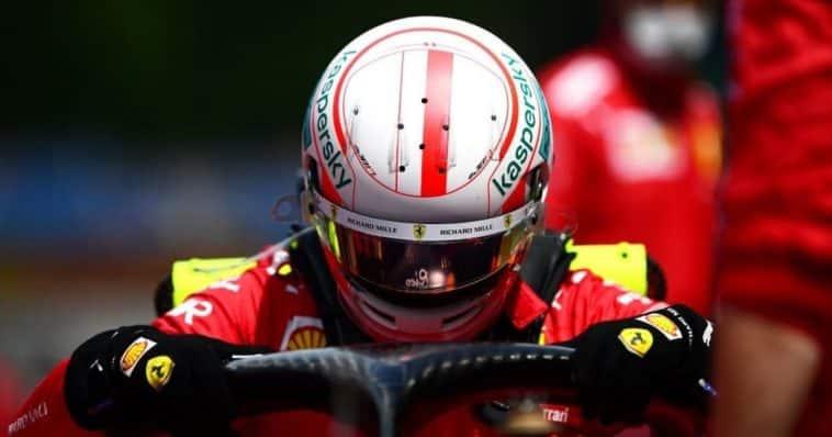 Charles leclerc Ferrari share hibet social