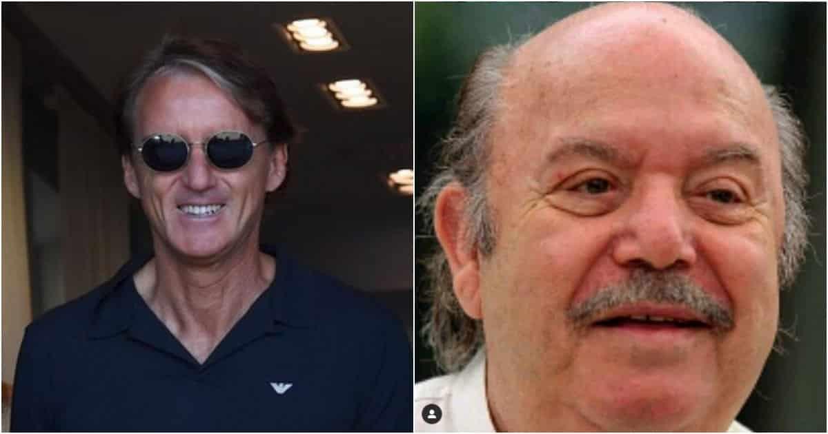Lino Banfi: squilla il telefono ed è Roberto Mancini.