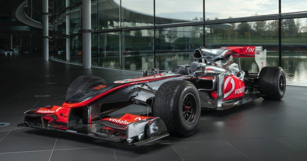 Venduta a prezzo record la McLaren di Hamilton del 2010