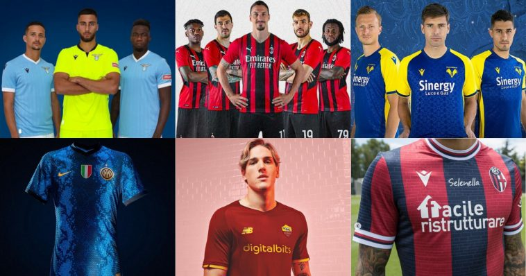 nuove maglie serie a share hibet social