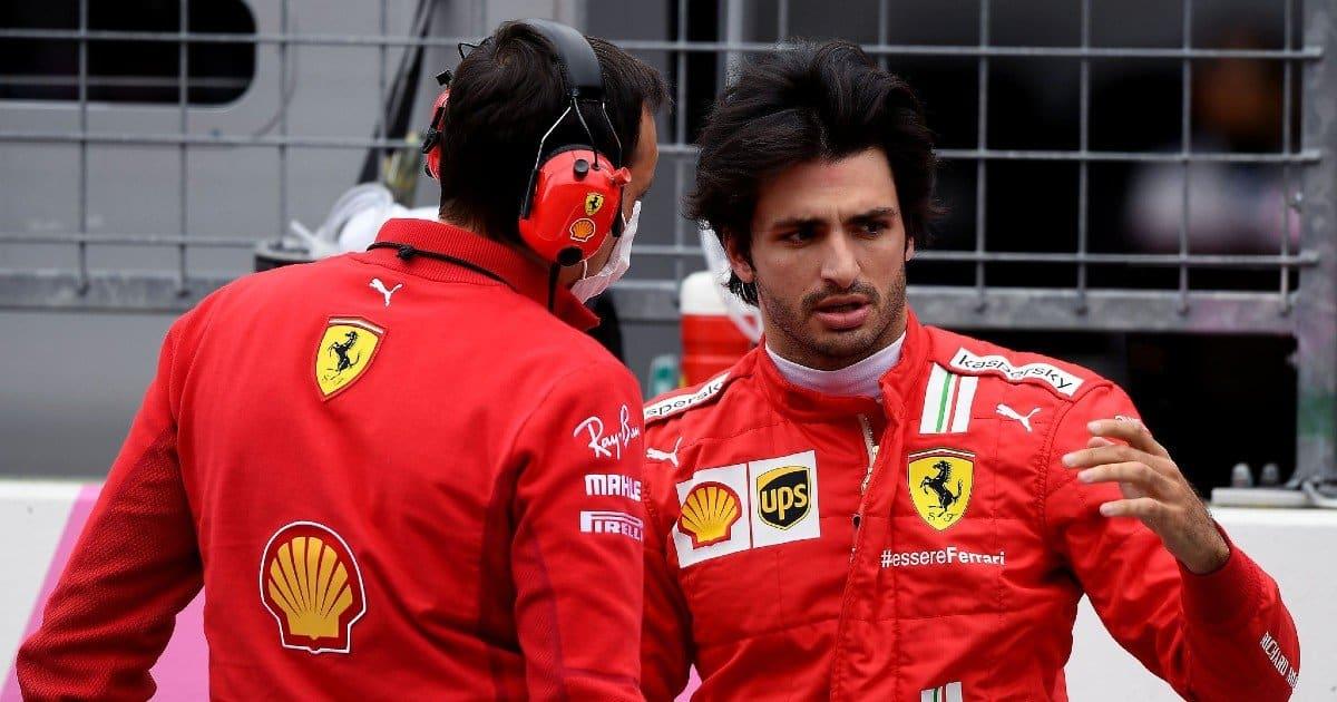 """Sainz si spinge oltre: """"Non siamo lontani dalla Red Bull"""""""