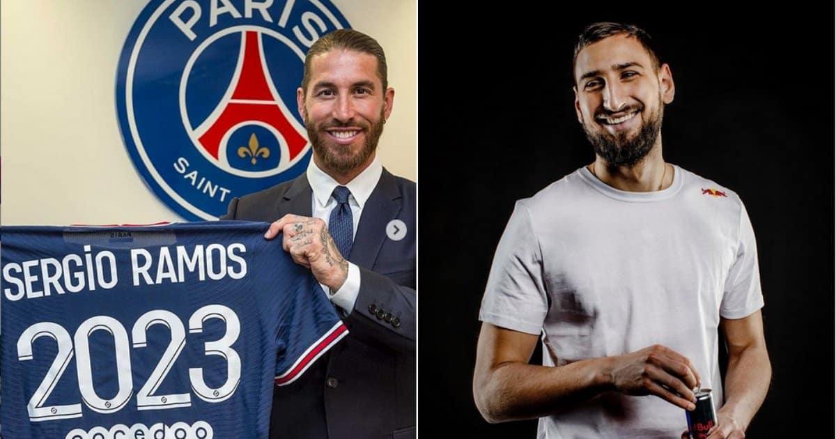 PSG: Dimmi che sei francese senza dirmi che sei francese.