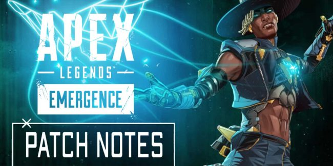 Apex patch note share hibet social