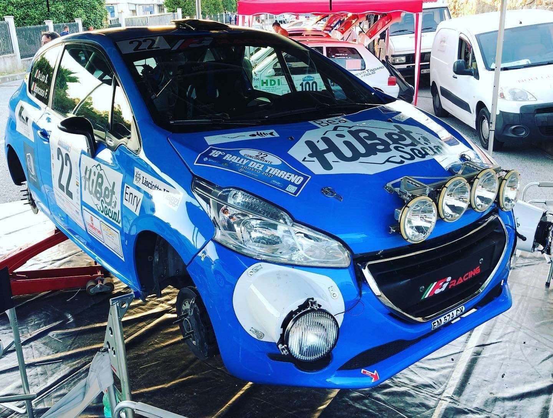 18° Rally del Tirreno