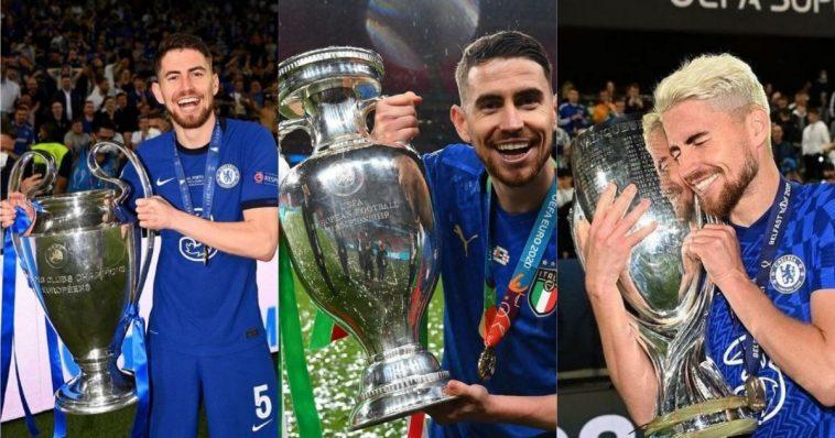Jorginho ha vinta Champions League, Europei e Supercoppa