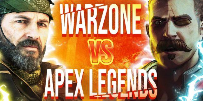 Warzone apex legends share hibet social