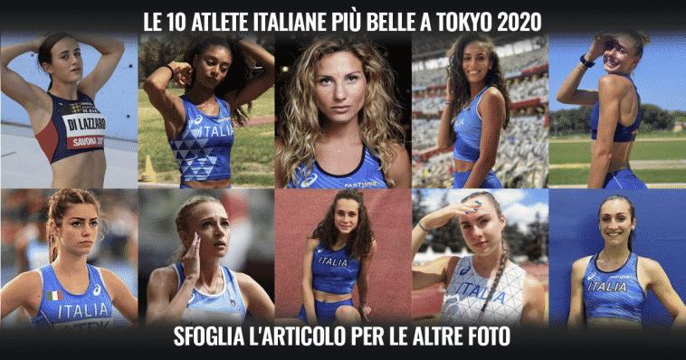atlete più belle italiane share hibet social
