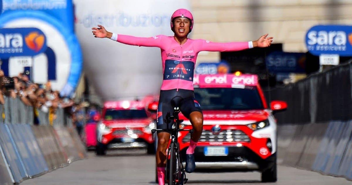 """Bernal non si ferma: """"Ora voglio anche la Vuelta"""""""