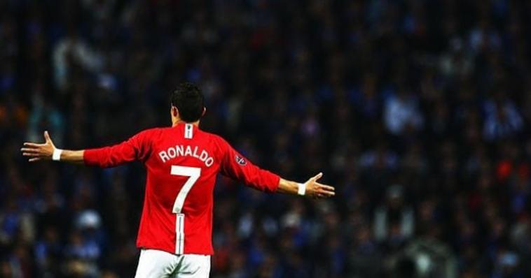 Cristiano Ronaldo va al Manchester United