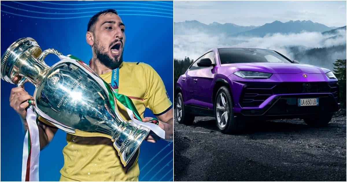 Le auto dei calciatori: l'Italia si distingue.