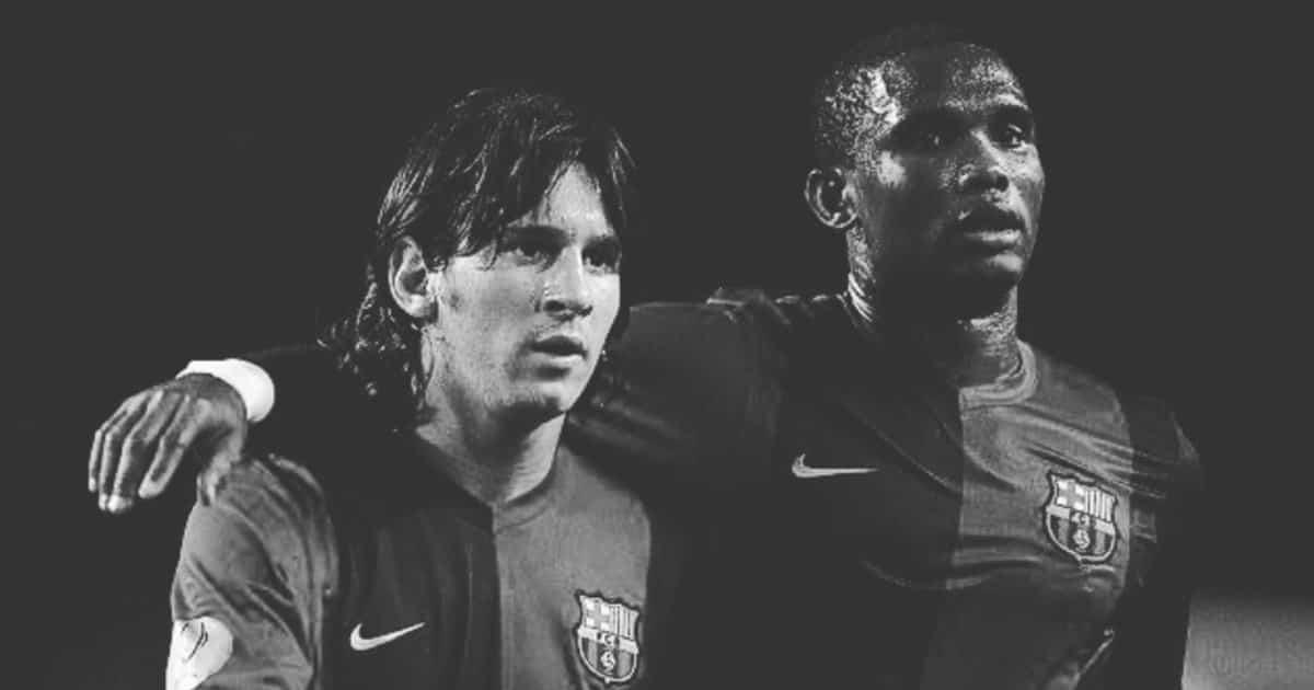 """Messi lascia Barcellona, Eto'o: """"Che dolore"""""""