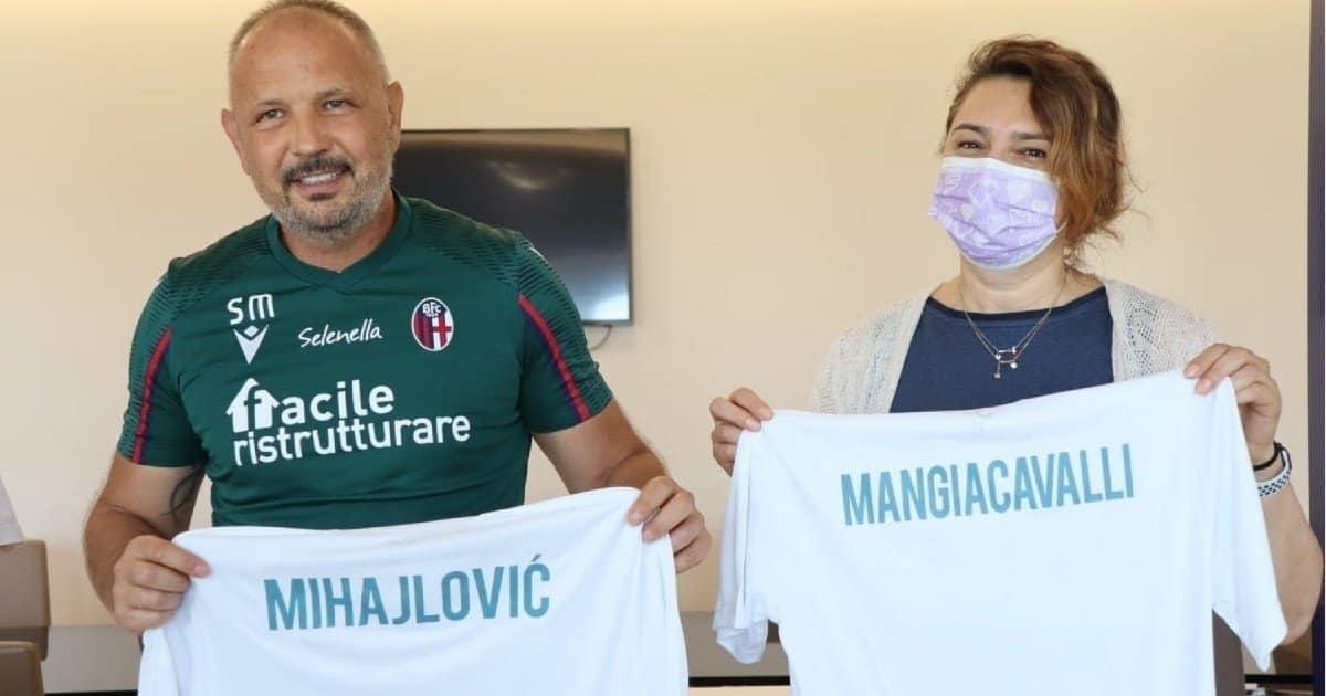 """Mihajlovic è il ct degli infermieri: """"Voglio restituire qualcosa"""""""