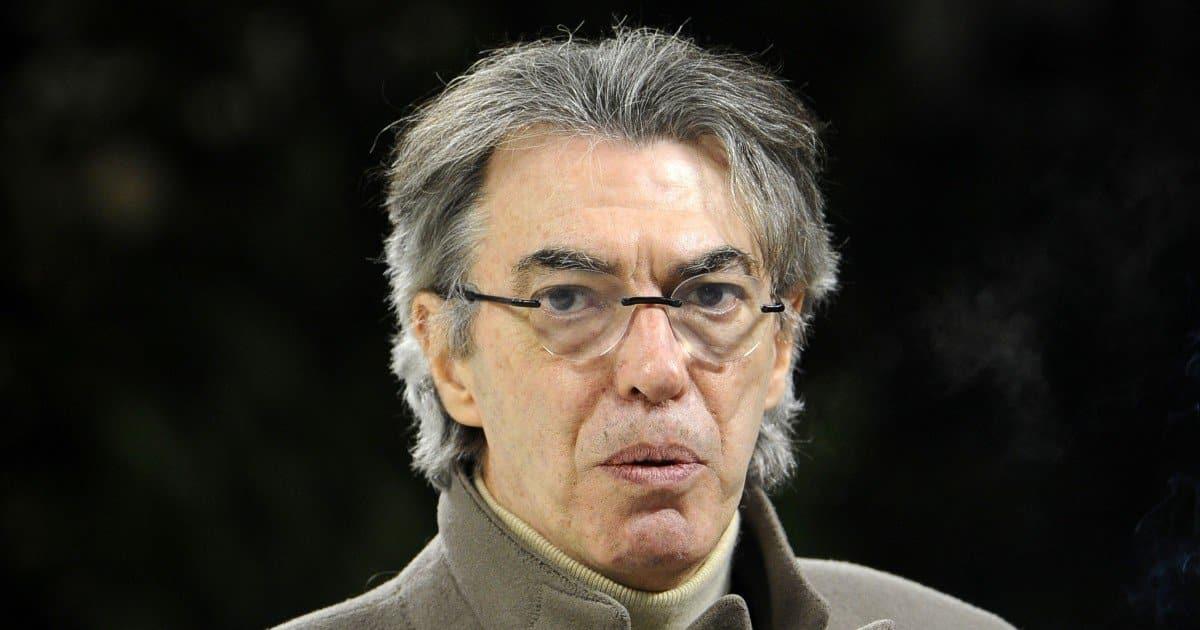 """Moratti ci pensa ancora: """"Avrei fatto follie per Messi"""""""