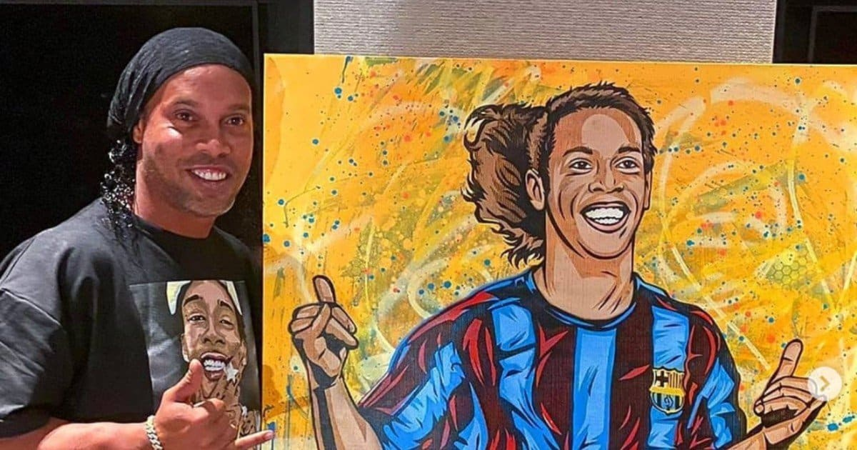 "Ronaldinho allontana la panchina: ""Non potrei mai allenare"""