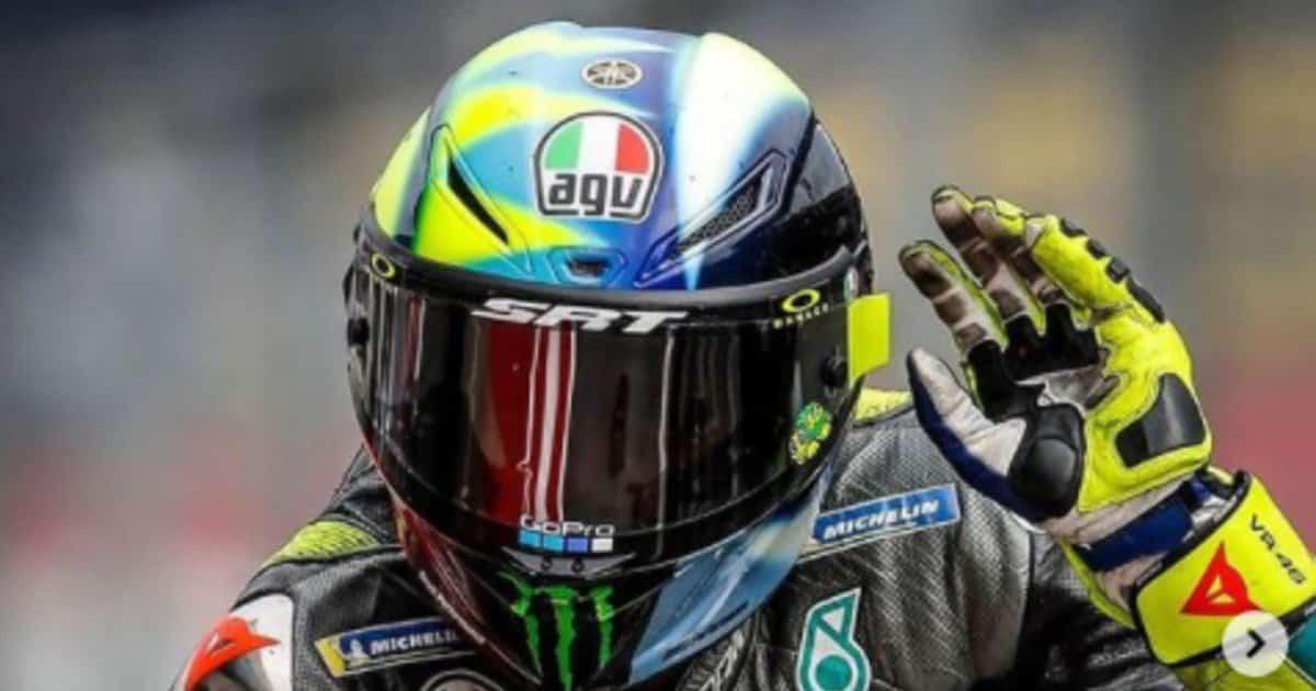 """Valentino Rossi ci crede: """"Un podio prima di smettere"""""""