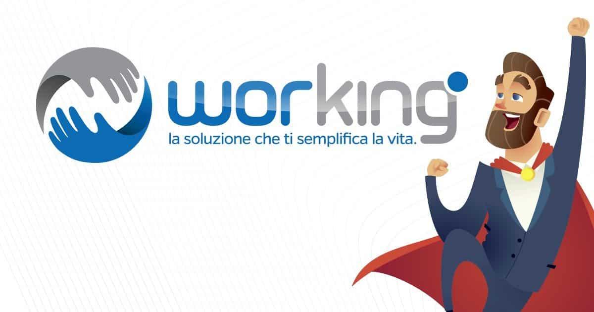 Working, la soluzione che semplifica la vita