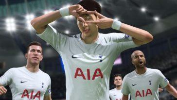 FIFA 22 team esport share hibet social