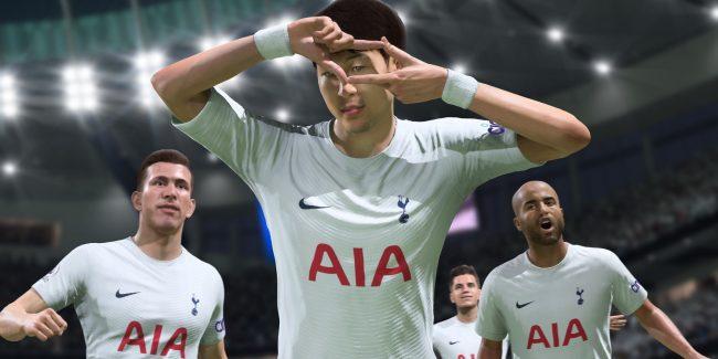 FIFA 22 esport share hibet social