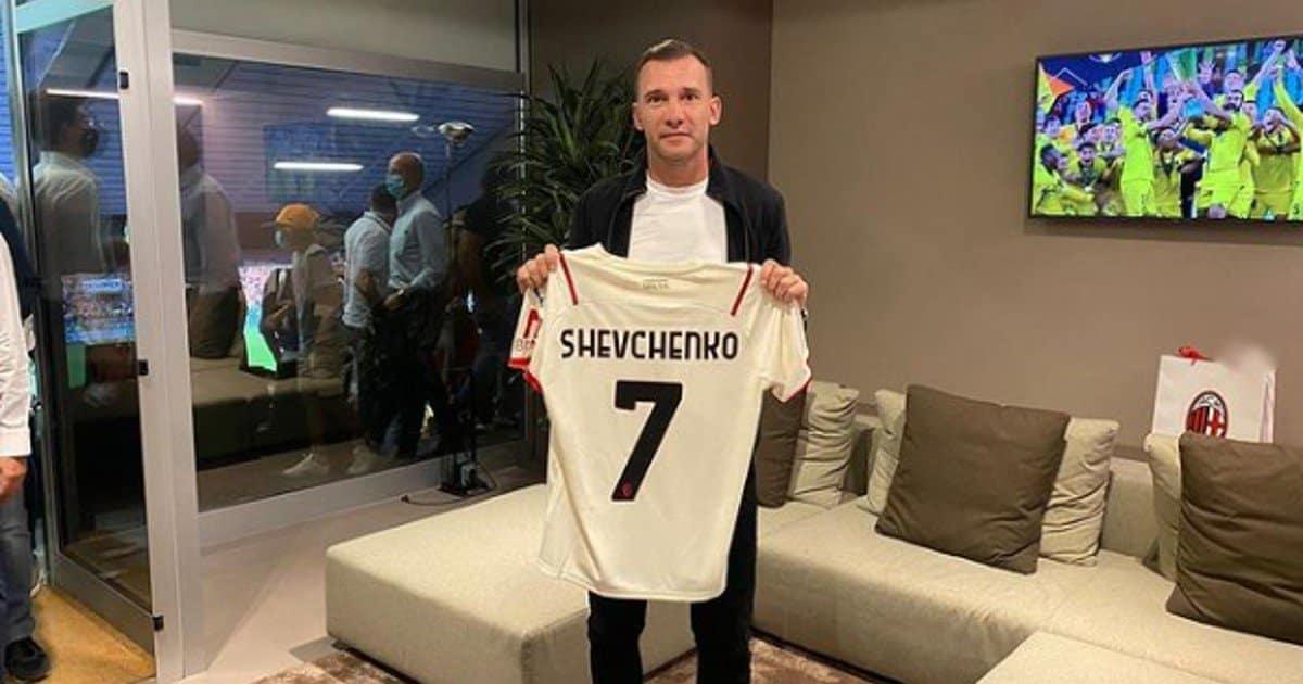 """Shevchenko e le notti di Champions: """"Milan, affrontale così"""""""
