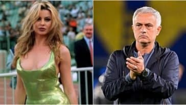 alba parietti mourinho flirt share hibet social