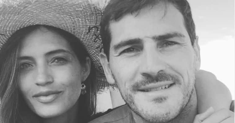 casillas Sara Carbonero share hibet social