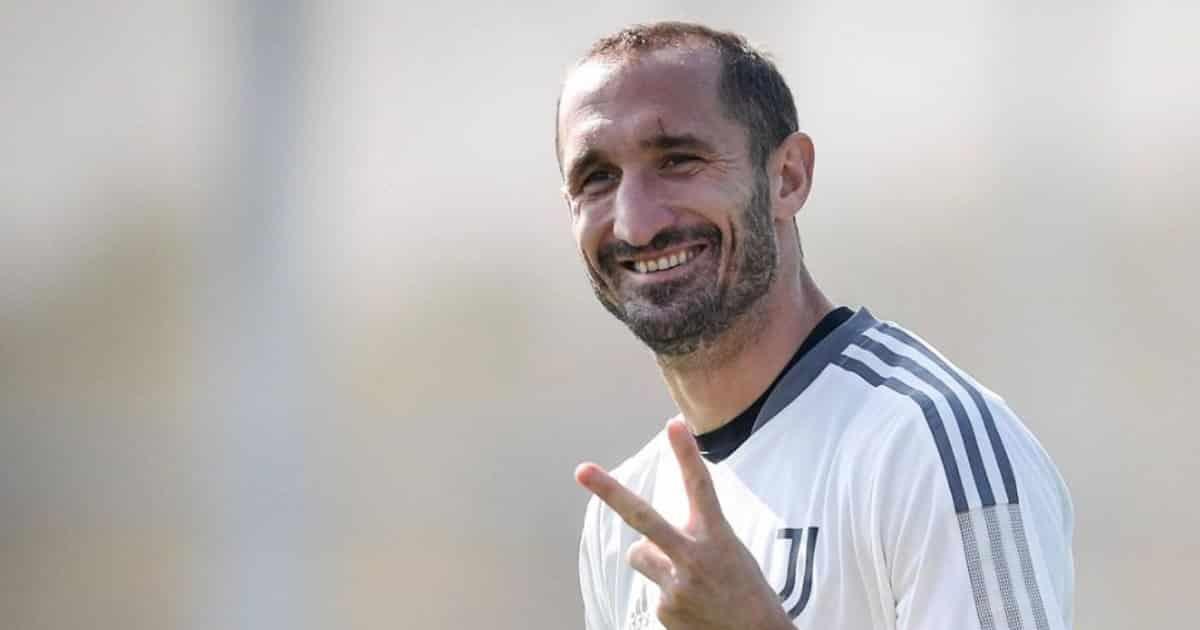 """Chiellini rivive gli Europei: """"Mancini era un pazzo!"""""""