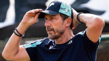 L'ex allenatore del Sassuolo, Eusebio Di Francesco, è stato esonerato dal Verona