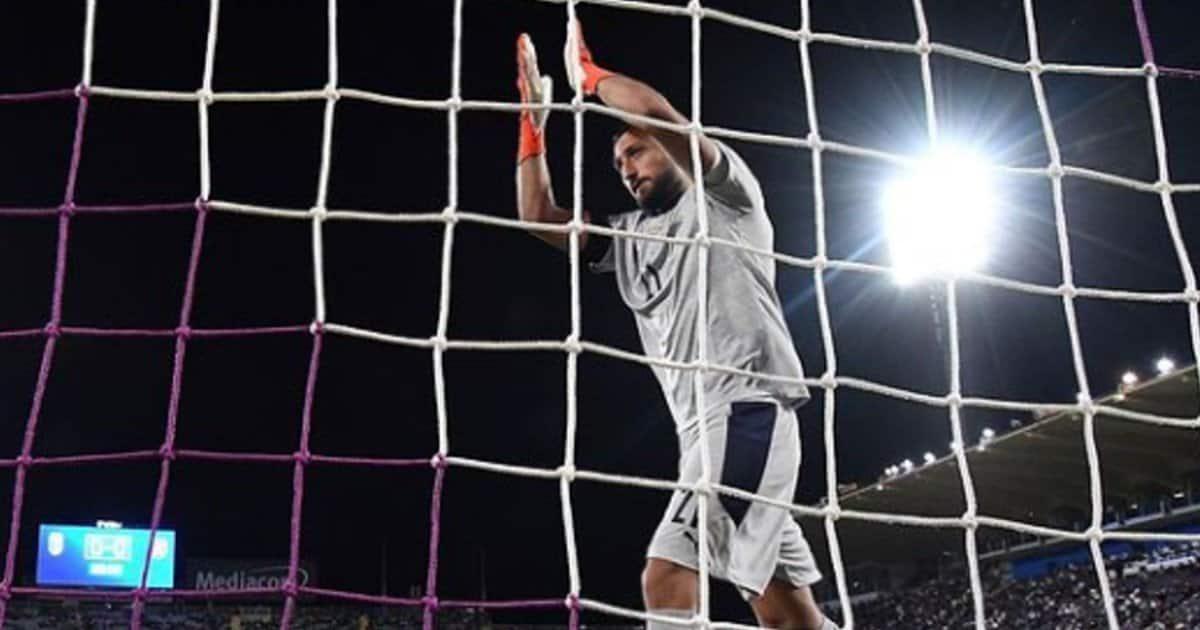 """Donnarumma sta con Jorginho: """"In allenamento li segna tutti"""""""
