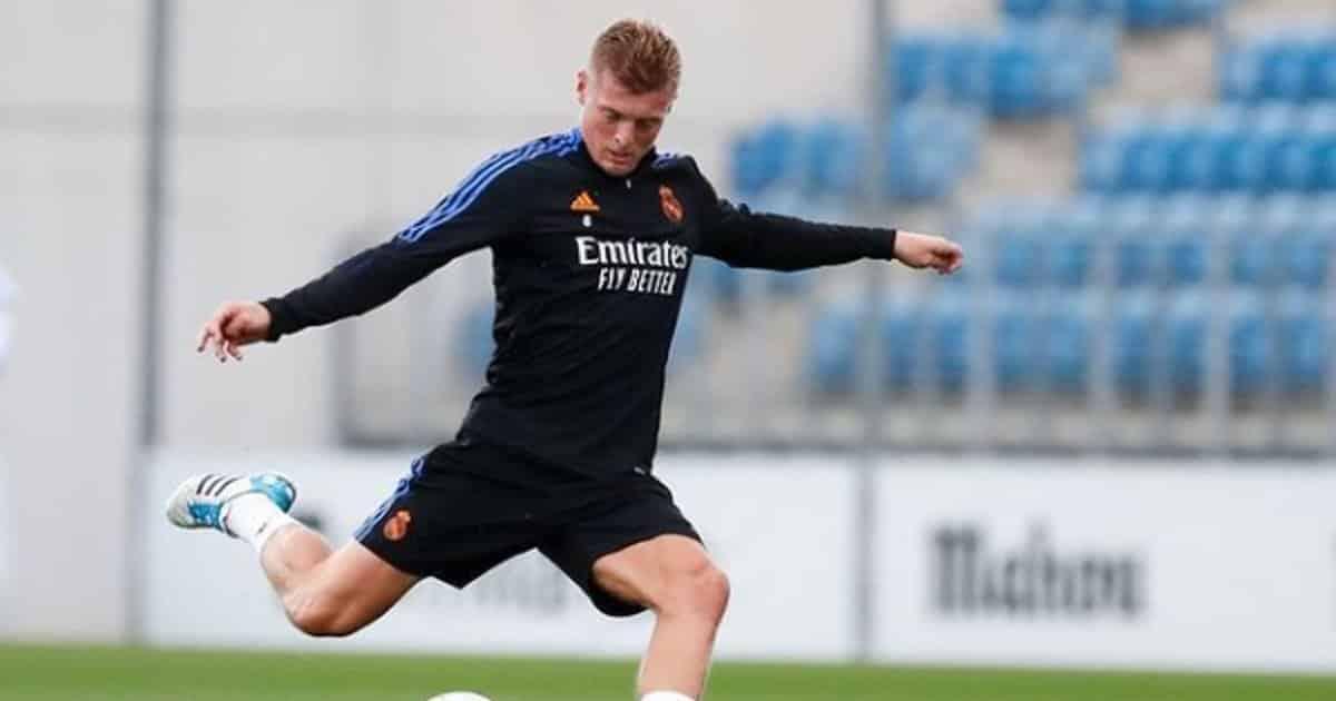 """Kroos torna in campo: """"Mi sono fermato appena in tempo"""""""