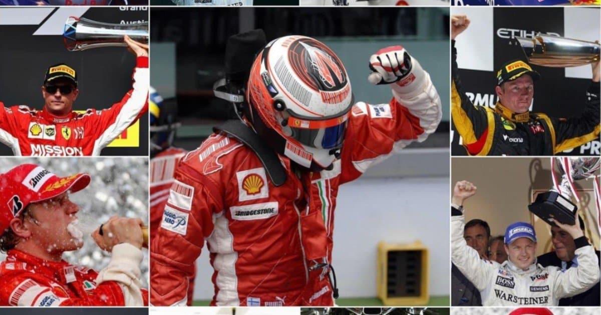 Kimi Raikkonen appende il casco al chiodo: record, aneddoti e curiosità dell'ultimo campione del mondo targato Ferrari