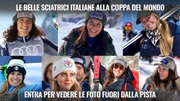 LE BELLE SCIATRICI ITALIANE COPPA DEL MONDO share hibet social