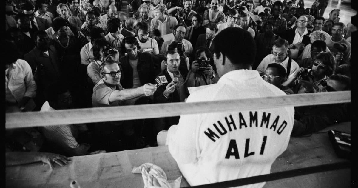 NY: un'asta da capogiro per Muhammad Ali.