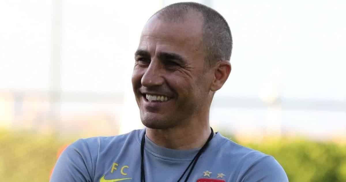 """Cannavaro vota Napoli: """"Può vincere lo scudetto"""""""