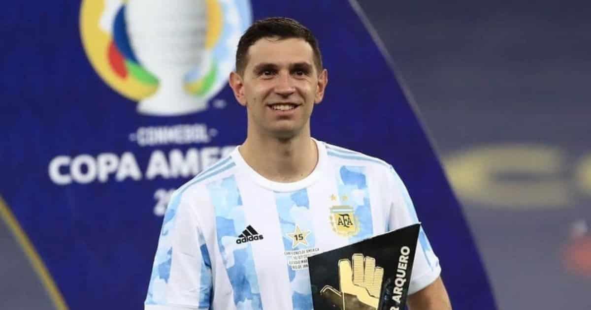 """Emiliano Martinez e la finale di Copa America: """"Prima ho giocato alla Play"""""""