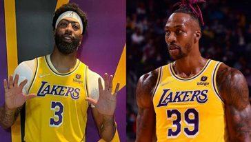 Lakers: alta tensione tra Howard e Davis