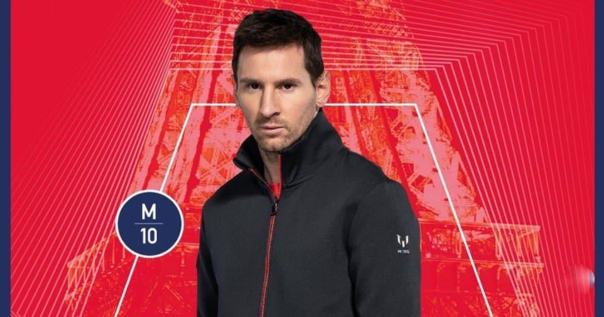 Neuilly-sur-Seine non è all'altezza di Leo Messi.