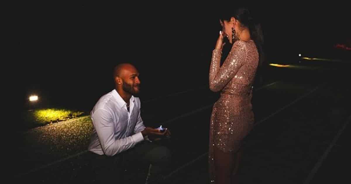 Nozze in vista per l'uomo più veloce del mondo: Marcell Jacobs si sposa.