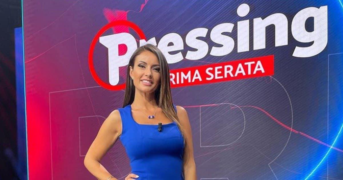 La conduttrice di Pressing Monica Bertini: ecco i suoi segreti per tenersi in forma