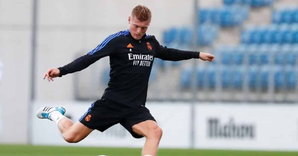 Real Madrid: l'amore di Toni Kroos per i suoi scarpini.